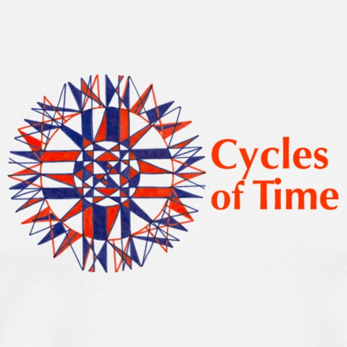 Cycles of Time - Men's Premium T-Shirt