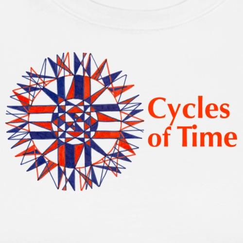 Cycles of Time - Men's Premium T-Shirt