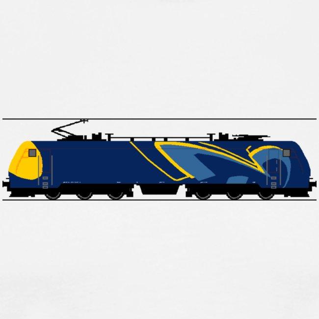 RSC litra EG blå