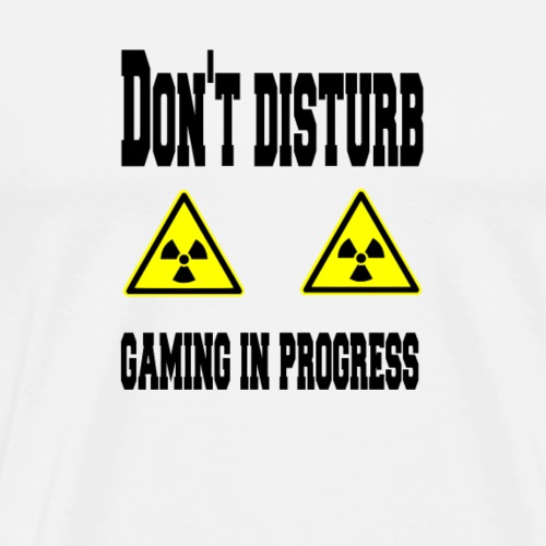 GamingGamingGamingGamingGamingGamingGamingGaming - Männer Premium T-Shirt