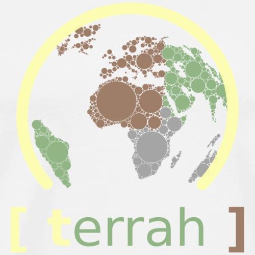 [ terrah ] - Logo - Maglietta Premium da uomo