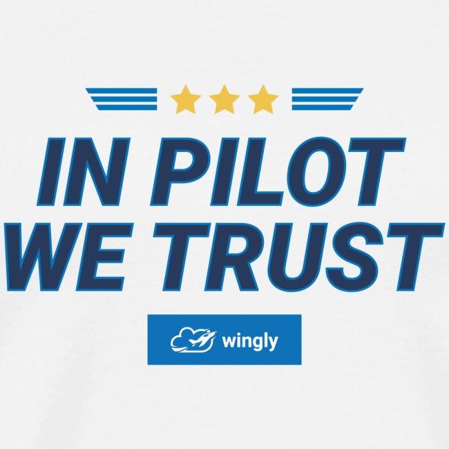 In pilot we trust