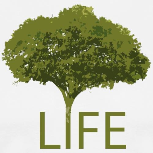 LIFE - T-shirt Premium Homme