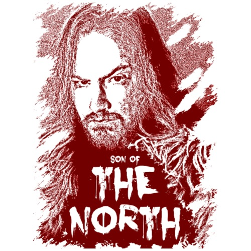 son of the north - T-shirt Premium Homme