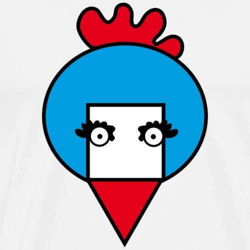 Pop meets Pop Art - Männer Premium T-Shirt