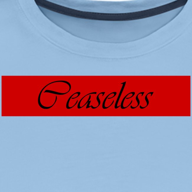 Ceaseless with box