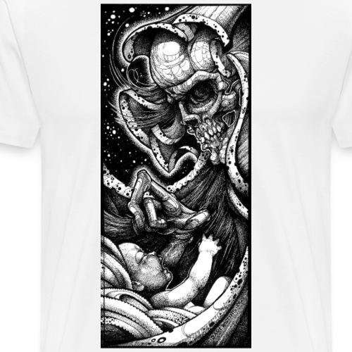 Fin y Principio del Círculo - Camiseta premium hombre