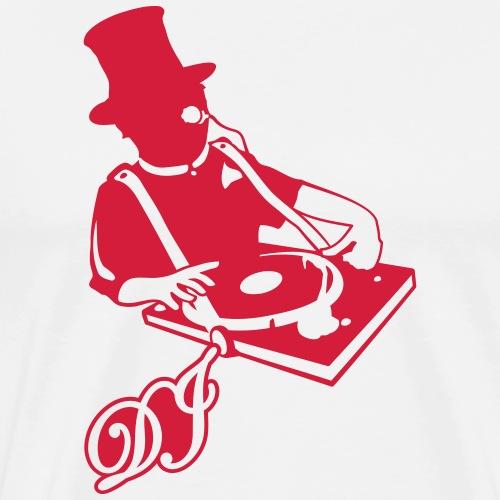 DJ Anno 1887 © forbiddenshirts.de - Männer Premium T-Shirt