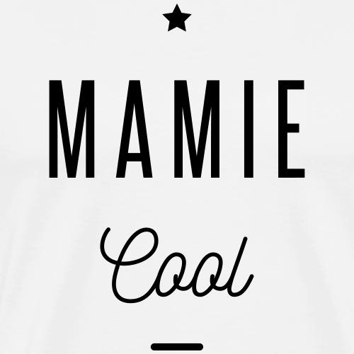 MAMIE COOL - T-shirt Premium Homme