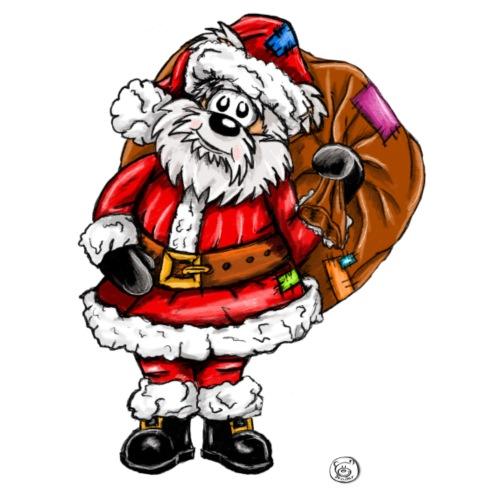Weihnachtsmannbär - Männer Premium T-Shirt
