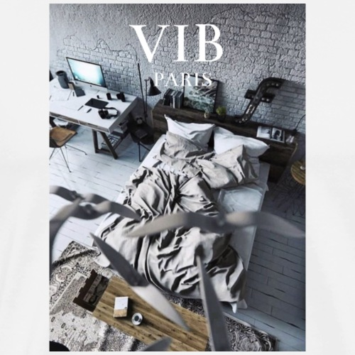 Design VIB PARIS Interior Collection - T-shirt Premium Homme