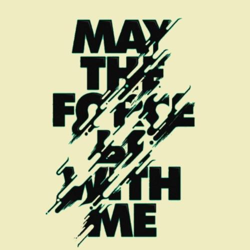 The force - Mannen Premium T-shirt