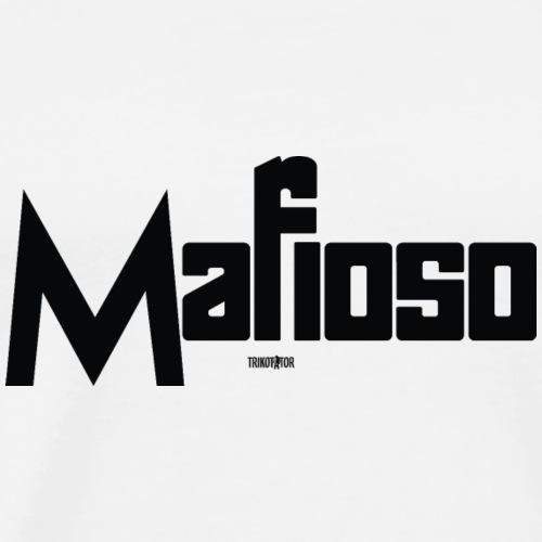 Mafioso - Männer Premium T-Shirt