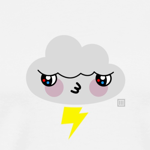 Thunder weather - Men's Premium T-Shirt