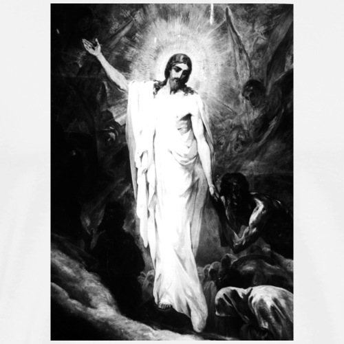 Auferstehung - Männer Premium T-Shirt
