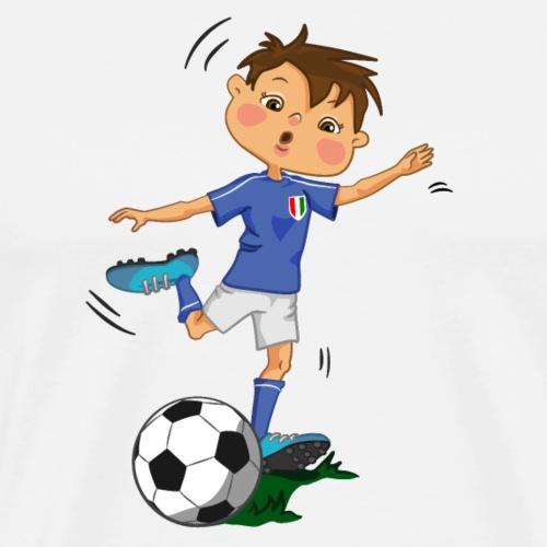 Football Italia - Men's Premium T-Shirt