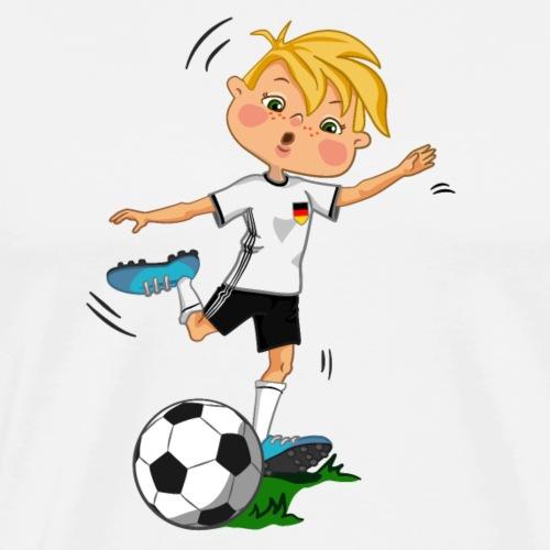 football_germania - Men's Premium T-Shirt