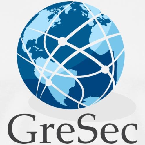 Gresec Gründungs Supporter - Männer Premium T-Shirt