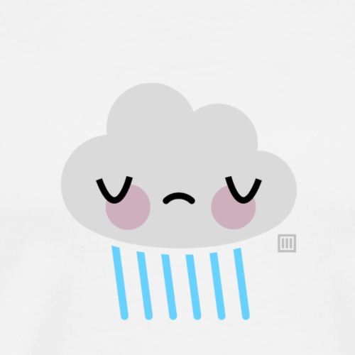 Rainy weather - Men's Premium T-Shirt