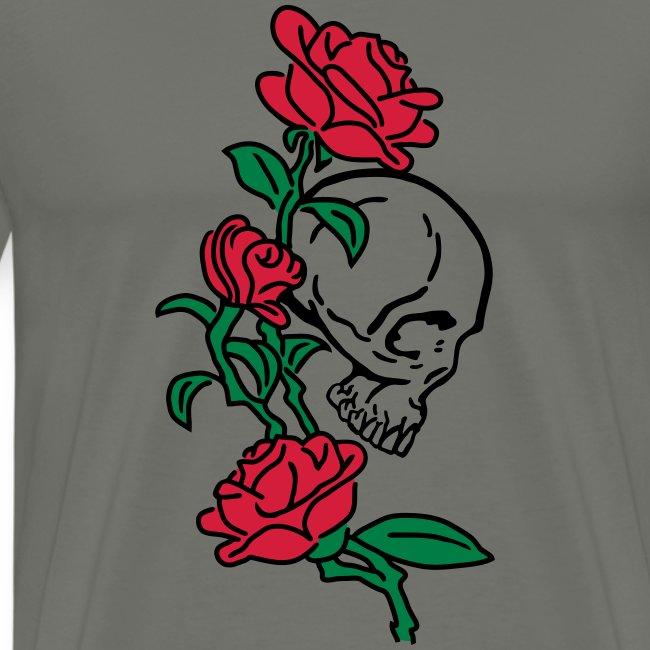 teschio e rose es123_2