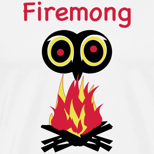 Firemong1 - Men's Premium T-Shirt