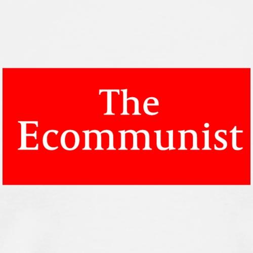 The Ecommunist - Camiseta premium hombre