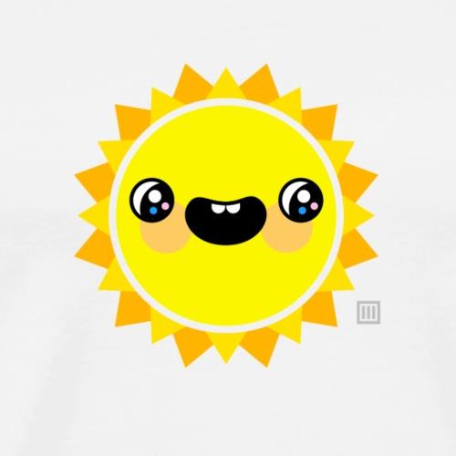 Sunny weather - Men's Premium T-Shirt