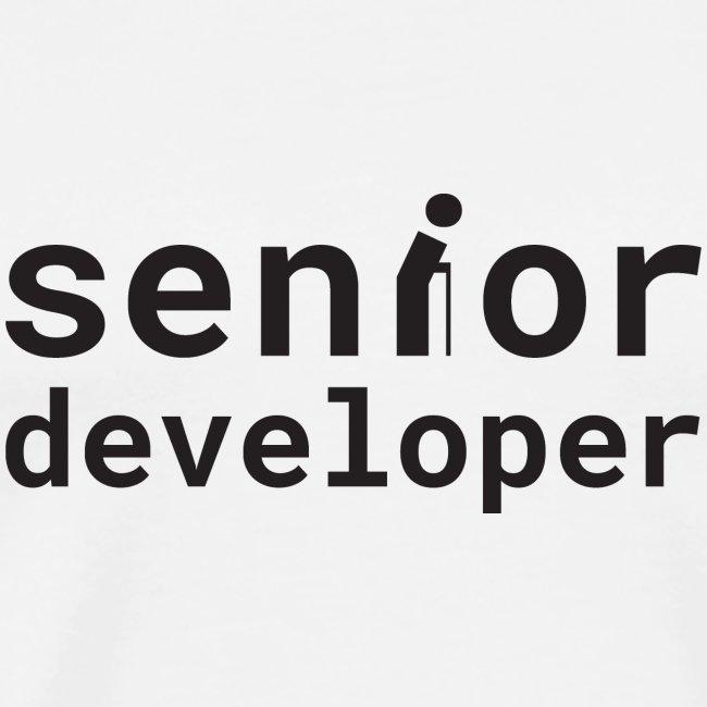 Senior developer | programmer jokes