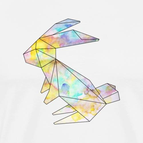 Heiterer Hase - Männer Premium T-Shirt