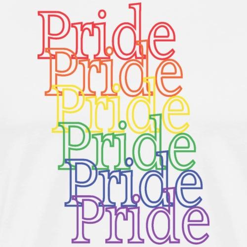 Pride | Regenbogen | LGBT - Männer Premium T-Shirt