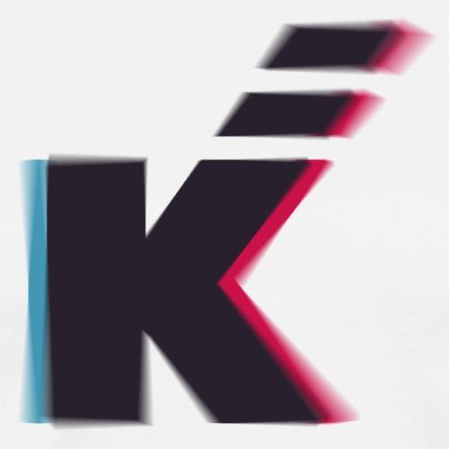 K-3D - Camiseta premium hombre