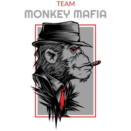 Monkey Mafia - Männer Premium T-Shirt