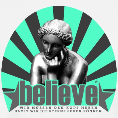 believe 3 (edition) - Männer Premium T-Shirt