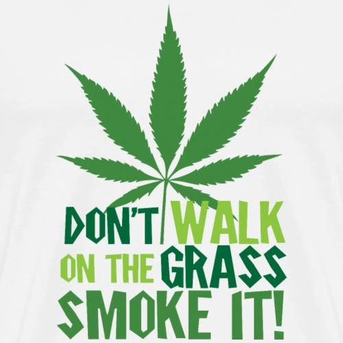 SMOKE IT! - Männer Premium T-Shirt