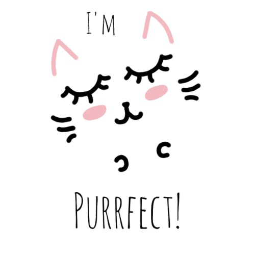 I'm Purrfect! - Männer Premium T-Shirt