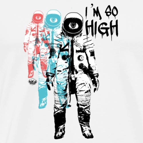 cosmonauta - T-shirt Premium Homme