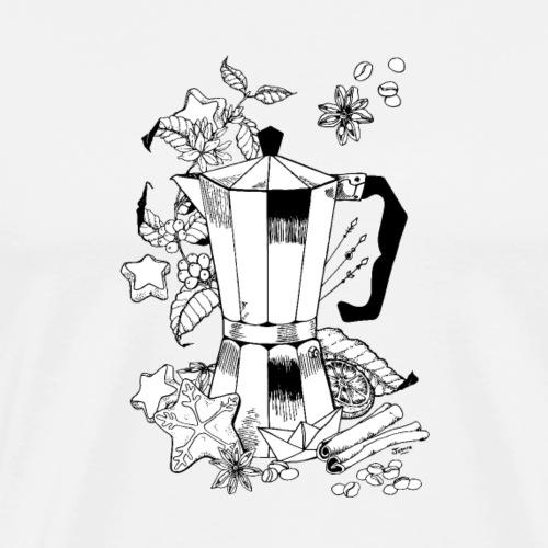 Coffeelove - Kaffeekanne