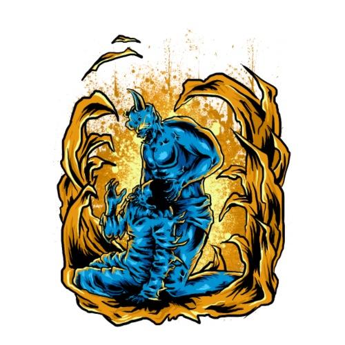 Devil get souls - Männer Premium T-Shirt