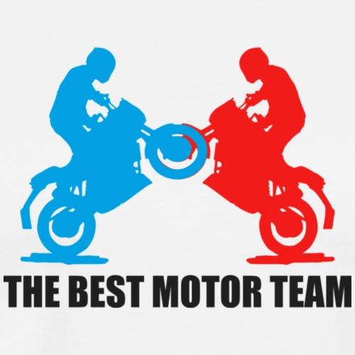 Najlepszy zespół motocyklistów - Koszulka męska Premium
