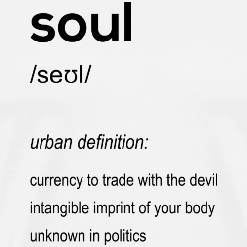 Soul - Men's Premium T-Shirt