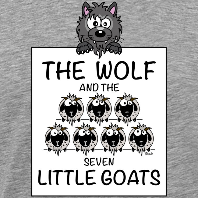 The Wolf and the Seven Little Goats, Kidscontest