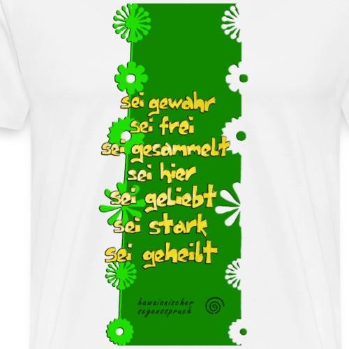 hawai png - Männer Premium T-Shirt
