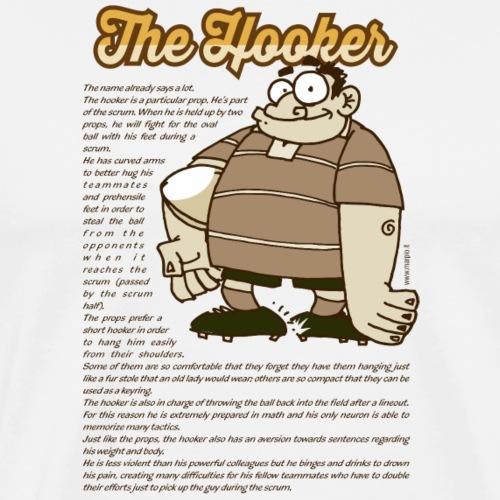 Hooker_Marplo.png - Maglietta Premium da uomo