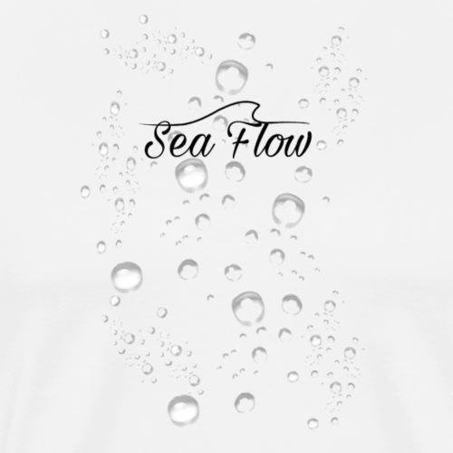 abbigliamento e tazze logo Sea Flow Bolle