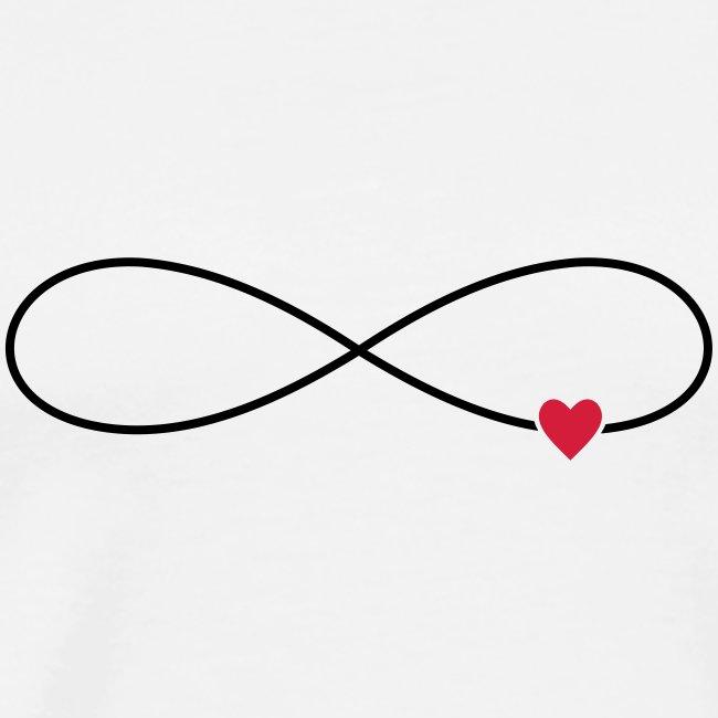 Lieblingsstücke by FrauK. | Unendliche Liebe Herz Symbol