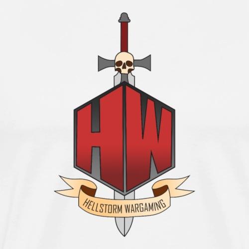 Hellstorm Wargaming - Men's Premium T-Shirt