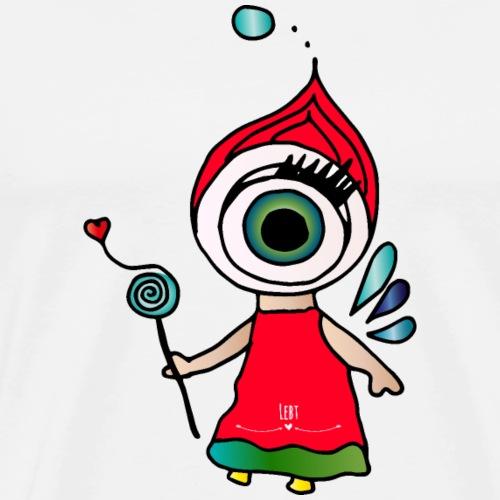Sehsinn - Optri - Männer Premium T-Shirt