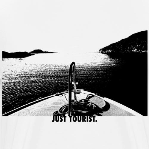 Boat trip - Men's Premium T-Shirt