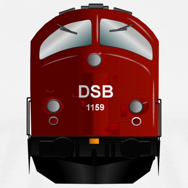 DSB MY 1159 front