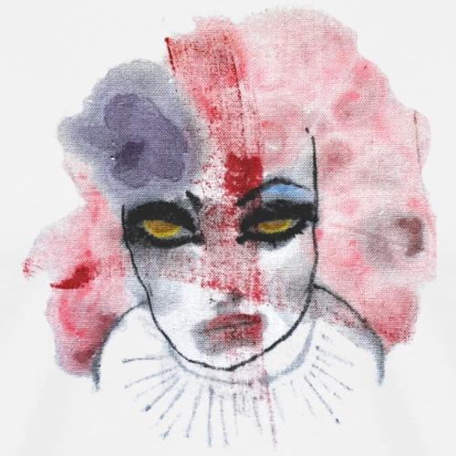 Clowngirl - Männer Premium T-Shirt